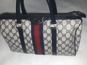 GUCCI 80s large dr bag 100% AUTHENTIC